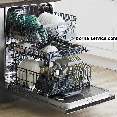 طریقه صحیح چیدن ظروف در ماشین ظرفشویی