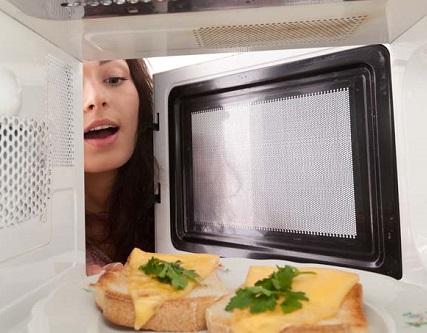 پختن غذا با مایکرویو 2