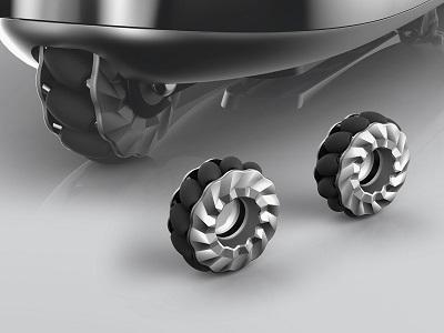 چرخ جاروبرقی